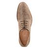 Derby da uomo in suede bata, marrone, 823-3297 - 17