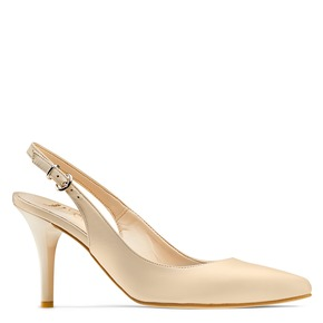 Sling back Insolia insolia, beige, 724-8196 - 13