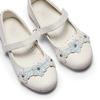 Ballerine da bambina mini-b, bianco, 229-1106 - 26