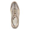Sneakers casual da uomo bata, beige, 849-8162 - 17