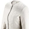 Giacca corta da donna bata, bianco, 971-1207 - 15
