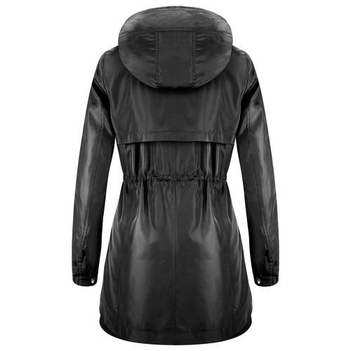 Giacca da donna con cappuccio bata, nero, 979-6178 - 26