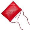 Tracolla in vera pelle bata, rosso, 964-5252 - 17