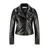Biker in similpelle da donna bata, nero, 971-6198 - 13