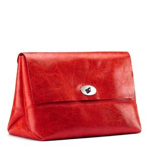 Borsa Made in Italy bata, rosso, 964-5356 - 13