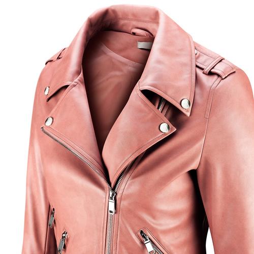 Biker rosa da donna bata, rosa, 971-5198 - 15