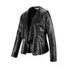 Giacca asimmetrica da donna bata, nero, 971-6185 - 16