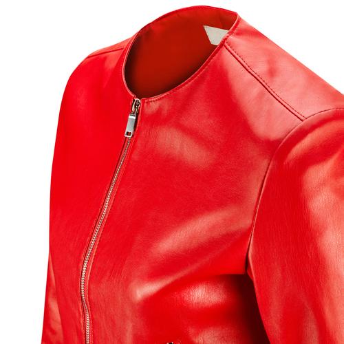 Giacca da donna bata, rosso, 971-5209 - 15