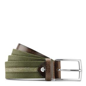 Cintura da uomo bata, verde, 959-7330 - 13