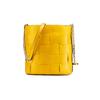 Secchiello da donna bata, giallo, 961-8233 - 26