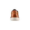 Sneakers da uomo bata, marrone, 844-3137 - 15