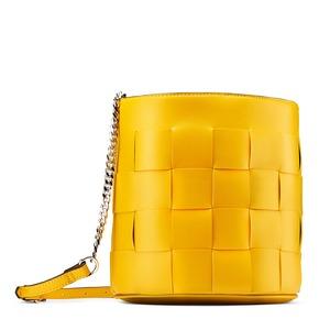 Secchiello da donna bata, giallo, 961-8233 - 13