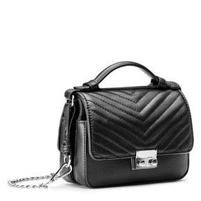 Minibag in similpelle bata, nero, 961-6277 - 13