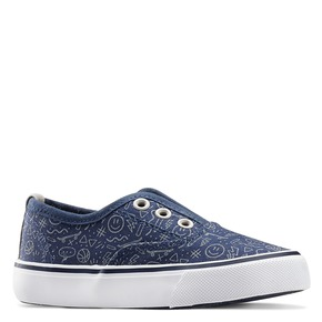Slip on da bambino mini-b, blu, 219-9190 - 13