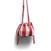 Borsa a secchiello bata, rosso, 961-5390 - 17