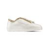 Sneakers con dettaglio catena bata, bianco, 541-1396 - 13