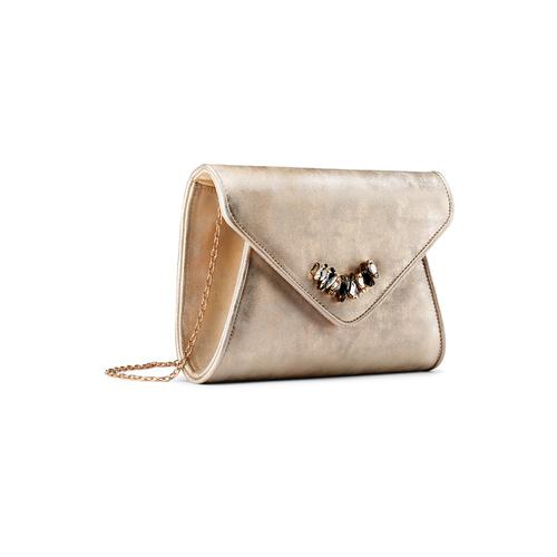 Party bag a tracolla bata, oro, 961-8254 - 13