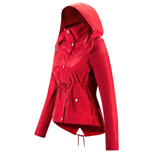 Parka da donna con cappuccio bata, rosso, 979-5109 - 16