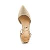 Ballerine a punta bata, beige, 523-8239 - 17