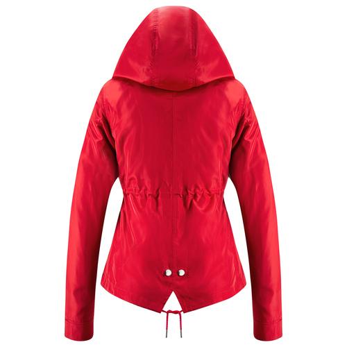 Parka da donna con cappuccio bata, rosso, 979-5109 - 26