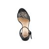 Sandali con tacco insolia, nero, 769-6165 - 17