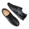 Stringate casual bata-comfit, nero, 854-6115 - 26