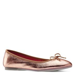 Ballerine da donna bata, rosa, 524-5254 - 13