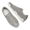 Sneakers in suede bata, 843-2354 - 26