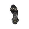 Sandali con perle insolia, nero, 769-6288 - 17
