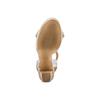 Sandali con fibbia insolia, bianco, 769-1175 - 19