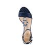 Sandali Celine  insolia, blu, 769-9154 - 17