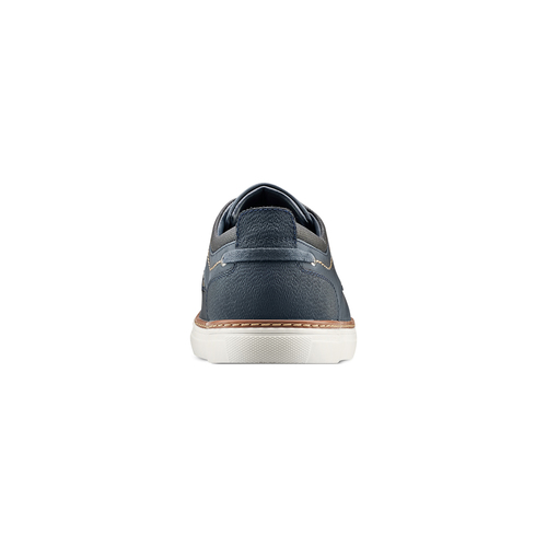 Sneakers da uomo bata-rl, blu, 841-9375 - 15