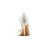 Pumps da donna bata-rl, bianco, 721-1302 - 15