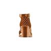 Sandali in pelle bata, marrone, 764-3159 - 15