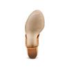 Sandali in pelle bata, marrone, 764-3159 - 19