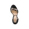Sandali Insolia insolia, nero, 769-6168 - 17