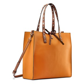 Shopper rigida bata, marrone, 961-3296 - 13