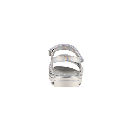Sandali da bimba mini-b, bianco, 361-1248 - 15