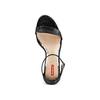 Sandali con tacco alto bata-rl, nero, 761-6335 - 17