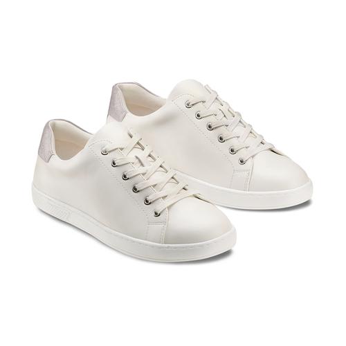 Sneakers da donna bata-rl, bianco, 529-1322 - 16