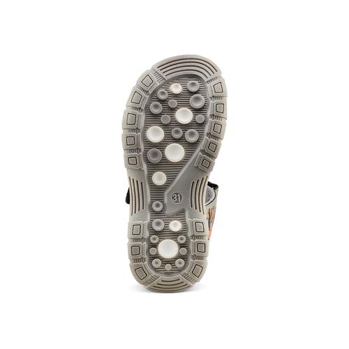 Sandali da bimbo mini-b, grigio, 361-2239 - 19