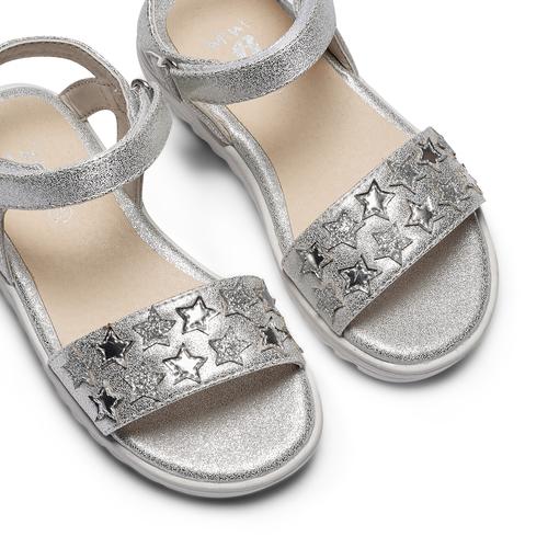 Sandali da bimba mini-b, argento, 261-1211 - 26