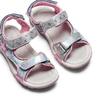 Sandali da bimba mini-b, grigio, 361-2238 - 26