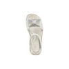 Sandali da bambina mini-b, argento, 261-1117 - 17