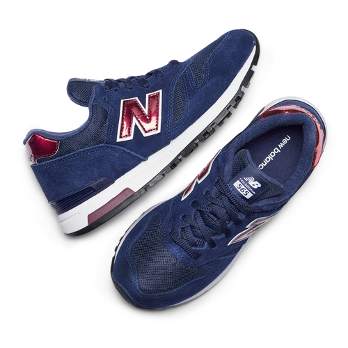New Balance 565 new-balance, blu, 503-9876 - 26