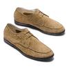 Stringate in pelle bata, marrone, beige, 853-2160 - 26