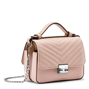 Minibag in similpelle bata, beige, 961-8277 - 13
