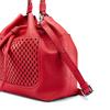 Borsa a secchiello bata, rosso, 961-5298 - 15