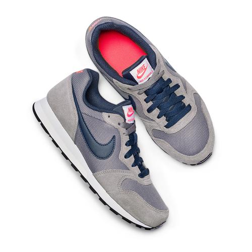 Nike MD Runner II nike, grigio, 403-2241 - 26