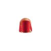 Mules con tacco insolia, rosso, 769-5277 - 15